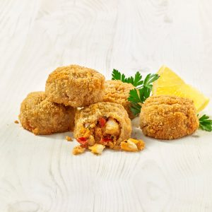 Cod Chorizo Mini Fishcakes